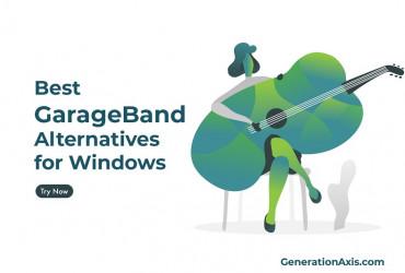 Best GarageBand Alternatives for Windows