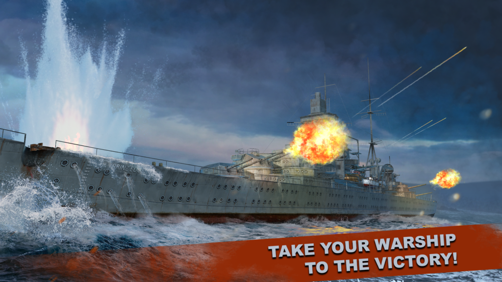 Download Battle of Warships For PC [Windows & Mac]