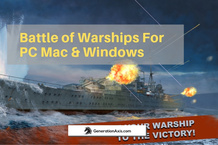 Download Battle of Warships For PC [Windows & Mac] Updated 2019